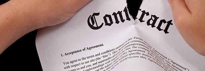 wheaton breach of contract attorneys